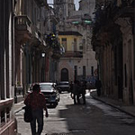 Cubas ancient city old Havana