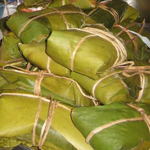 steamed corn tamales